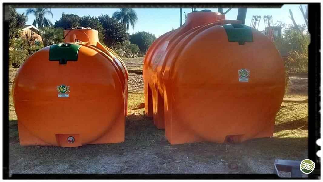 TANQUE ESTACIONÁRIO TANQUE COMBUSTÍVEL  2019 Starmaq Implementos Agrícolas
